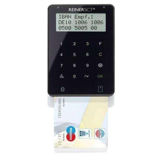 tanJack® Bluetooth, TAN-Generator