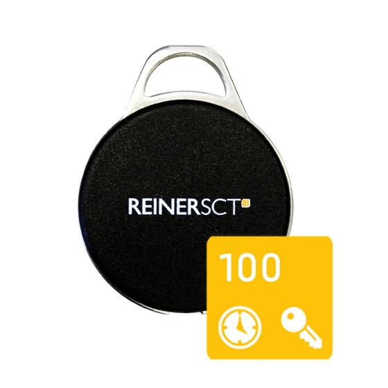 TIMECARD 100 STÜCK PREMIUM TRANSPONDER MIFARE DESFIRE EV2
