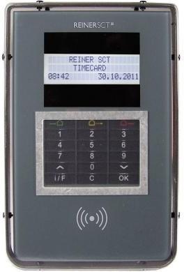 Spritzschutzhülle für timeCard Multi- Terminal RFID (RO und DES)