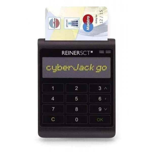 cyberJack® go plus USB-Chipkartenleser